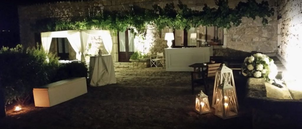 masseria mandrascate - wedding location