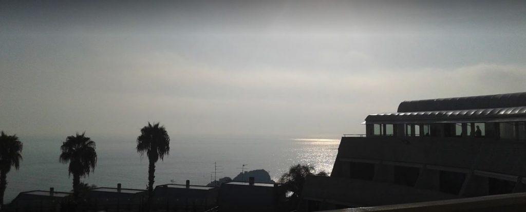 parco dei ciclopi - vista mar mediterraneo