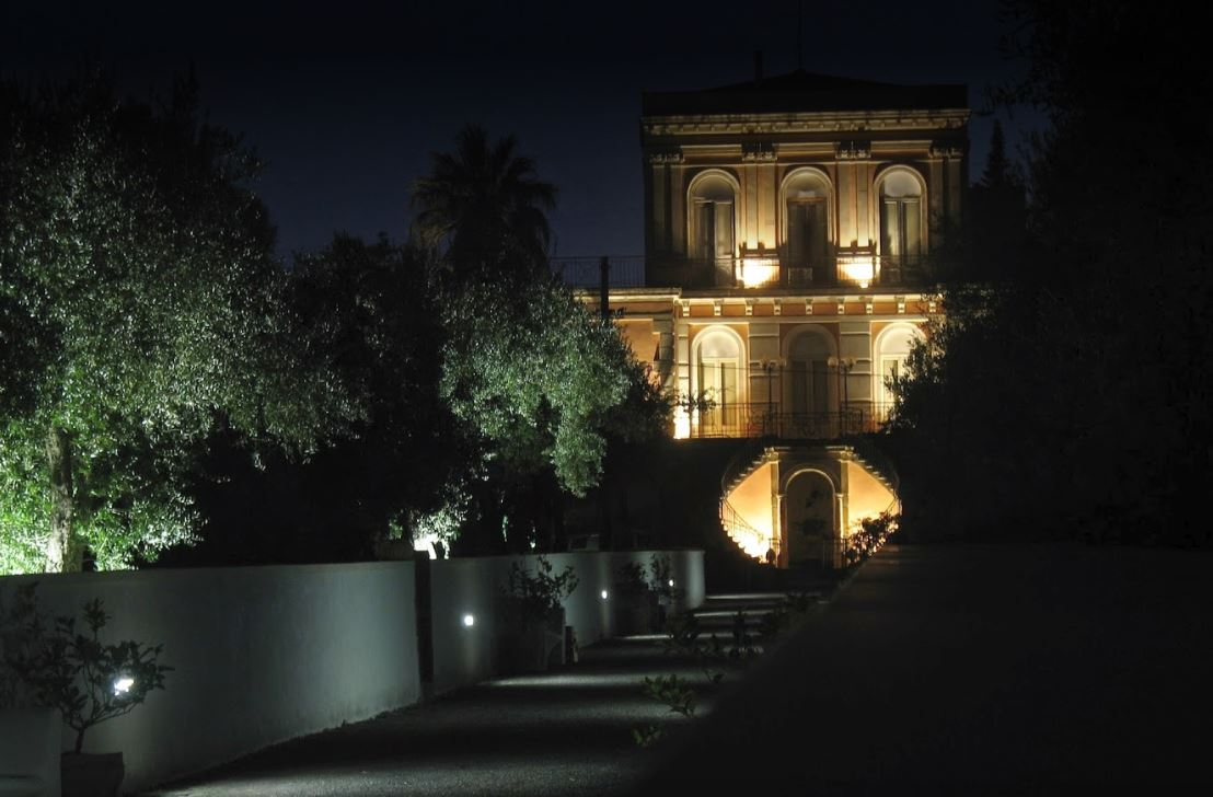 villa palombaro - dimora storica siciliana